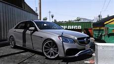 Mercedes E63 Amg Add On Replace Gta5 Mods
