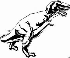 Dino Malvorlagen T Rex Dinosaurier Trex Ausmalbild Malvorlage Dinosaurier
