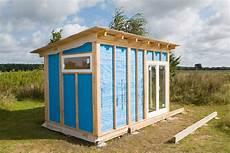 gartenhaus selber bauen das dach selbermachen de