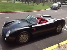 1955 Porsche Spyder 550 Replica Quot Stuttgart Spyder Build