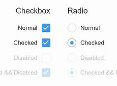 beautiful checkbox and radio button replacement with pure css magic check css script