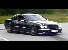 Mercedes Cl 55 Amg Acceleration