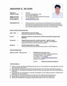 pin by julius casio on hhhh latest resume format best