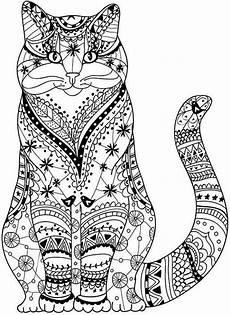 image result for cat mandala coloring pages animal