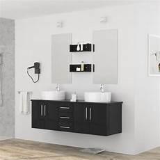 salle de bain compl 232 te vasque 150 cm laqu 233