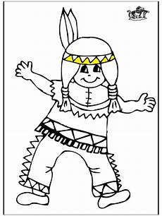 Ausmalbilder Info Indianer Kleine Indianer 1 Ausmalbilder 220 Briges