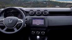 All New Dacia Duster 2019 Interior