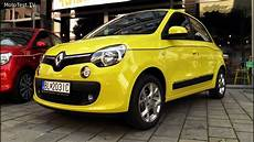New Renault Twingo 2015 Yellow