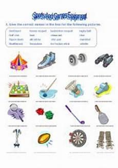 sports equipment worksheets 15781 sports equipment vocabulary maitri learning 1 logan sports teaching vocabulary