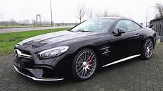 2018 Mercedes Sl 63 Amg Facelift Review Sl Exhaust