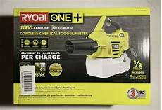 Bakeey 500mah Charging Portable Germicidal L by Ryobi One 18v Cordless Fogger Mister 2 0 Battery