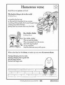 poetry worksheet for grade 5 25419 2nd grade 3rd grade math worksheets reading bar graphs 1st grade reading worksheets reading