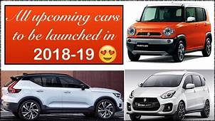 Upcoming Cars In 2019  Best New For 2018
