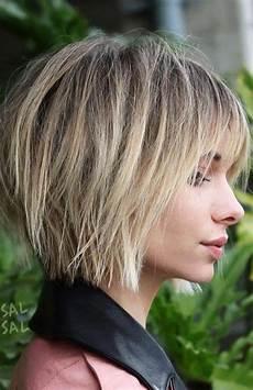 37 short choppy layered haircuts messy bob hairstyles