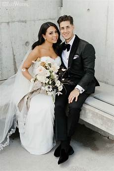 modern black and white wedding elegantwedding ca
