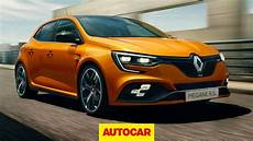 2018 renault megane rs revealed autocar