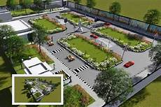 Jasa Gambar Pabrik Desain Gudang Warehouse Desain Taman