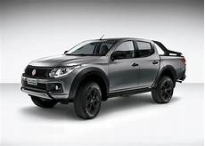 fiat fullback cross posh pick up joins the range auto express