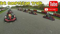 Beltoise Racing Kart Competition Track Clio V6 Team
