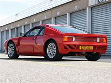 Lancia Rally 037 Stradale Concept 1982  Old Cars