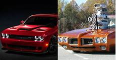 the best modern muscle cars and the worst classics
