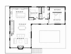 l shaped house plans with courtyard contemporary style house plan 1447 with images l