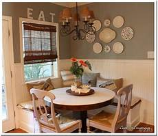Decorating Ideas For Kitchen Area by Breakfast Area With Banquet Seating Quot Diy Home Decor