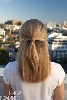 How To Style Half Hair