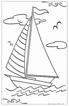 Malvorlage Schiff Einfach Schiff Gratis Ausmalbilder F 252 R Kinder