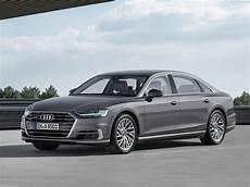 Audi A8 L 2018 Pictures Information Specs