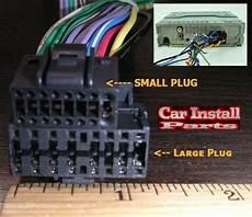 16pin jvc aftermarket car stereo radio wire harness lrg 712691464275 ebay