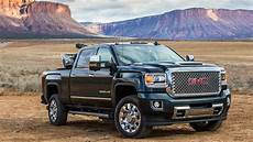 2017 gmc denali 2500hd diesel 7 things to know the