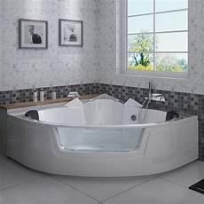 baignoire place baignoire gain de place baignoire d angle en acrylique baignoire d angle gain de place 140x140