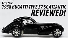 bugatti type 57 atlantic 1 18 cmc 1938 bugatti type 57 sc atlantic reviewed