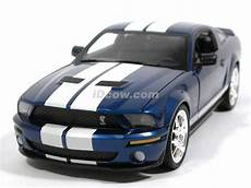 2007 ford mustang shelby gt500 diecast model car 1 18