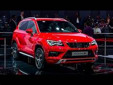 seat ateca fr look inside trunk and details