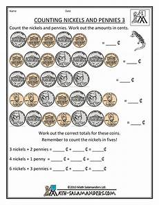 counting money worksheets grade 3 2520 printable money worksheets counting nickels and pennies 3 gif 790 215 1 022 pixels money
