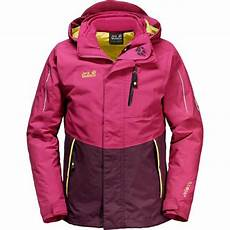 wolfskin crosswind 3in1 jacket kinder winterjacke