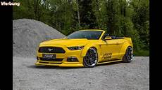 ford mustang 2018 tuning dia show tuning peicher performance widebody ford mustang