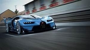 Bugatti Vision Gran Turismo 2015 Wallpaper  HD Car