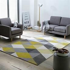 teppich gelb grau teppichboden grau wohnzimmer haus deko ideen