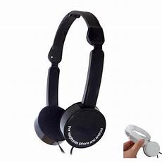 Foldable Gaming Headphone Wired Stereo by Vapeonly Foldable Headphone 3 5mm Wired Earphone With Mic