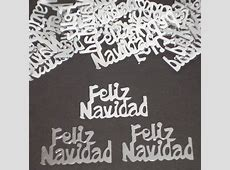 merry christmas in spanish language