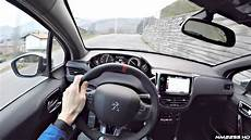 Peugeot 3008 Erfahrungen - 2016 peugeot 208 gti 208hp drive on winding roads