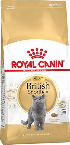 корм для кошек британской короткошерстной породы старше 12