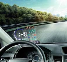 heads up display a8 obd heads up display hud review the gadgeteer