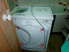 All About Transport Bolts In Washing Machines