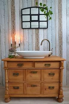 badezimmer kommode holz nostalgische waschtische land liebe badm 246 bel landhaus
