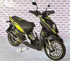 X Ride Modif by Modifikasi Yamaha X Ride Terbaru Modifikasi Sport Pati