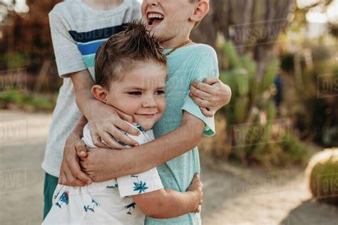 Huged